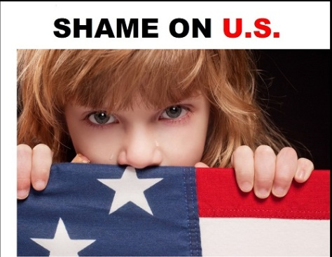 .jpg photo of Child with U.S. Flag