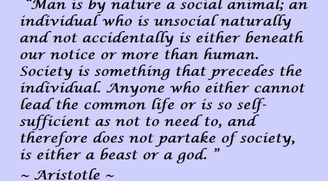 .jpg photo of Aristotle's Social Animal