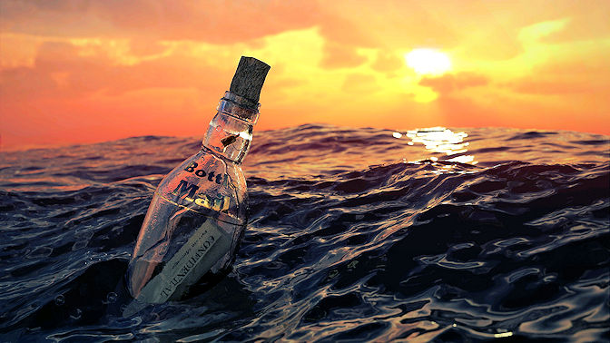 .jpg photo of message in a bottle