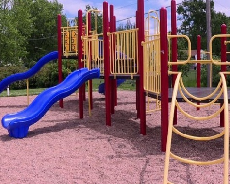 'jpg photo of Daycare playground equipment