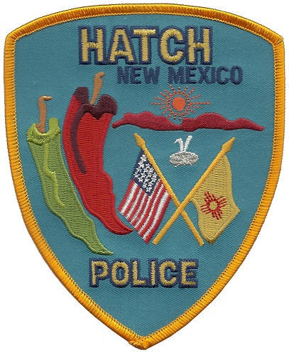 .jpg photo of Hatch New Mexico Police Patch