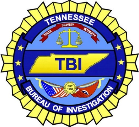 .jpg photo to Tennessee Bureau of Investigation logo