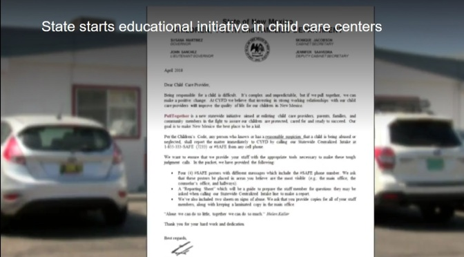 NM Doing More To Protect Children