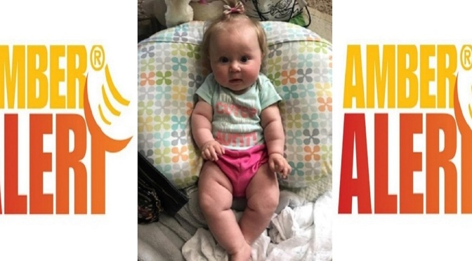 .jpg photo of Danville Virginia Amber Alert graphic with Emma Grace Kennedy