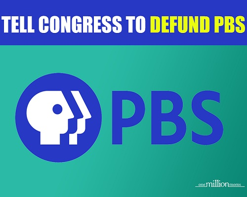 .jpg photo of child abuse graphic telling congress to defund PBS